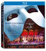 歌劇魅影 英國皇家亞伯特音樂廳 藍光BD  25周年紀念舞台版 (音樂影片購)