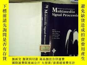 二手書博民逛書店Multimedia罕見Signal Processing(95