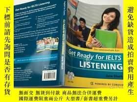 二手書博民逛書店GET罕見READY FOR IELTS LISTENINGY383796 Jane Short Harper