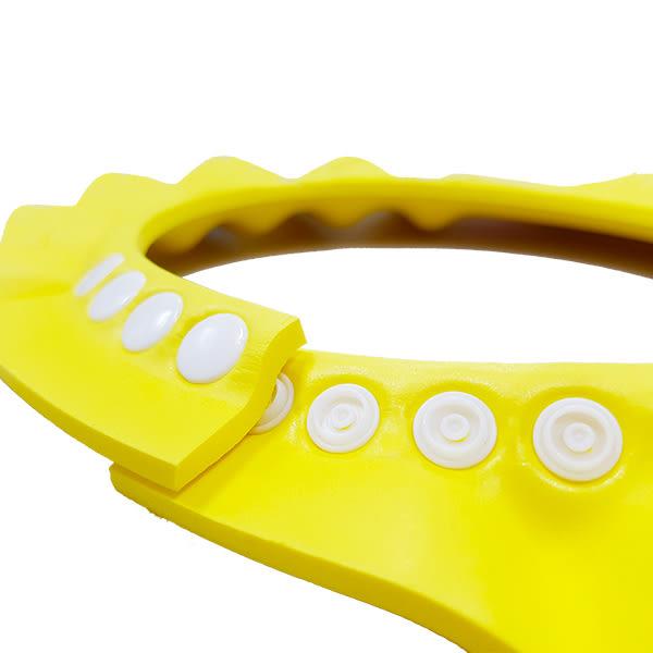 【奇買親子購物網】黃色小鴨 PiYO PiYO 波浪調節隔水帽(黃色)