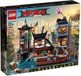 【LEGO樂高】NINJAGO忍者系列 旋風忍者城市碼頭 #70657