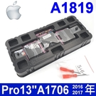 "APPLE 蘋果 A1819 電池 A1706, Macbook Pro 13 吋,2016 年~ 2017 年,Pro 13"""