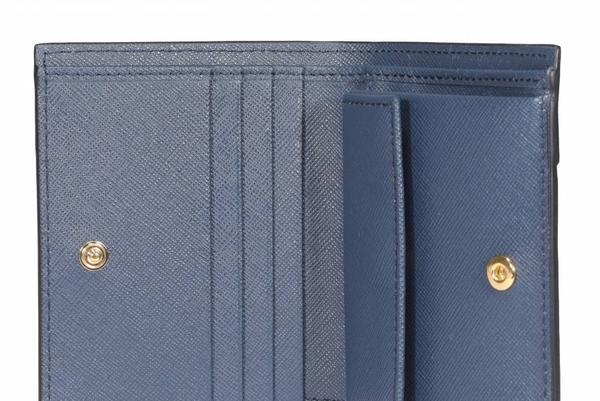■專櫃77折■ 全新真品■Marni Saffiano耐刮小牛皮對折中短夾 橙色/粉色/藍紫色