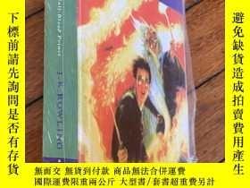 二手書博民逛書店英文小說罕見英文讀物 《哈利波特與混血王子》HARRY POTTERY227352 如圖 如圖