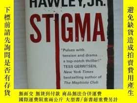 二手書博民逛書店罕見Stigma【英文原版】Y146810 Philip Haw