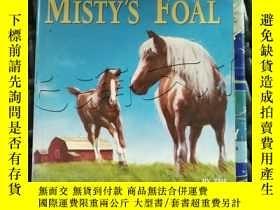二手書博民逛書店Stormy,罕見Misty s Foal---[ID:3004