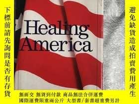 二手書博民逛書店Healing罕見AmericaY268707 看圖 看圖