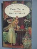 【書寶二手書T8/原文小說_NES】Fairy Tales _Andersen
