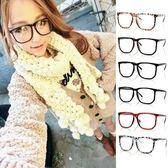 平光 眼鏡  最低價平光眼鏡方框黑框  百搭熱銷款 豹紋復古時尚 素顏男女皆可 小臉顯瘦【RG303】