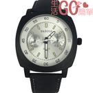 手錶 韓國 黑白 時尚 學生 休閒 英倫風 黑白錶帶  2款【生活Go簡單】現貨販售[W0002]