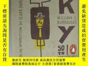 二手書博民逛書店Junky罕見(50th anniversary definit