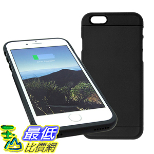 [美國直購] BEZALEL BZL0252 Qi Charging Receiver Phone Case for iPhone 6/6s (4.7) 充電式 保護殼 手機殼