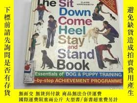 二手書博民逛書店the罕見sit down come heel stay and stand bookY383796 the