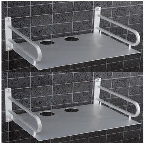 太空鋁微型投影儀壁掛支架投影機床頭壁掛裝支架吊架投影儀支架HM 3c優購