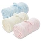 奇哥 純棉洞洞毯(大)120x155cm|冷氣毯|透氣毯(3色可選)
