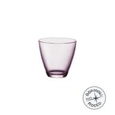 義大利Bormioli Rocco 季諾水杯6入組-260cc(紫)