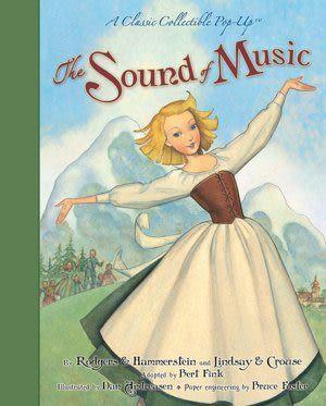 【麥克書店】The Sound of Music: A Classic Collectible Pop-Up  /原文立體書