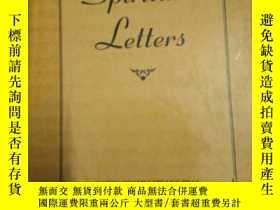 二手書博民逛書店Spiritual罕見LettersY19725 baba ja