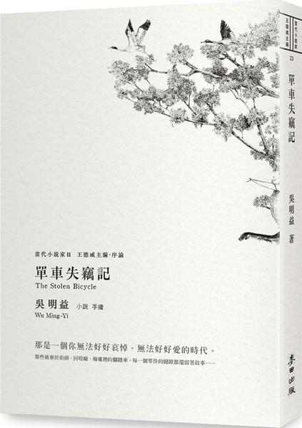 單車失竊記(新增王德威推薦序)【城邦讀書花園】
