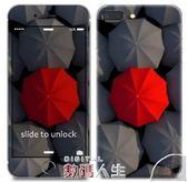 手機貼紙iPhone6貼紙膜6s蘋果8Plus手機iPone7后背全包pius屏保puls全屏sp 數碼人生