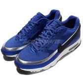 【六折特賣】Nike 復古慢跑鞋 Wmns Air Max BW Ultra LOTC QS 藍 白 銀 限量款 奧運 女鞋【PUMP306】 847076-400