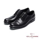 CUMAR英倫紳士 經典牛津正式皮鞋-黑...
