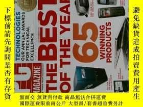 二手書博民逛書店PC罕見Magazine 2006年12月26日 英文個人電腦雜誌 可用樣板間道具雜誌Y14610