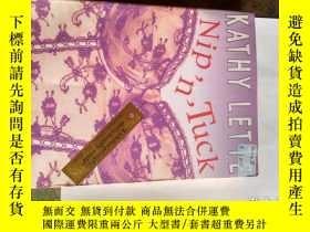 二手書博民逛書店NIP N,TUCK罕見外文小說Y14465