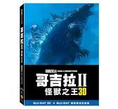 【停看聽音響唱片】【BD】哥吉拉 II 怪獸之王 3D+2D 雙碟版