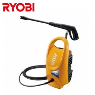 RYOBI 120BAR AJP-1410A 日本高壓清洗機 機身輕巧 超省水