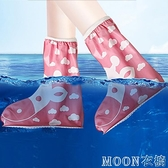 雨鞋套 南極人兒童雨鞋套加厚防滑耐磨男女寶寶小學生幼兒腳套防水 現貨快出