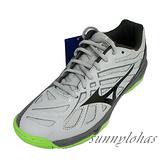 (A8) 贈襪MIZUNO美津濃 (男) WAVE HURRICANE 3 MID 排球鞋 訓練鞋 避震-V1GA174037灰綠 [陽光樂活]