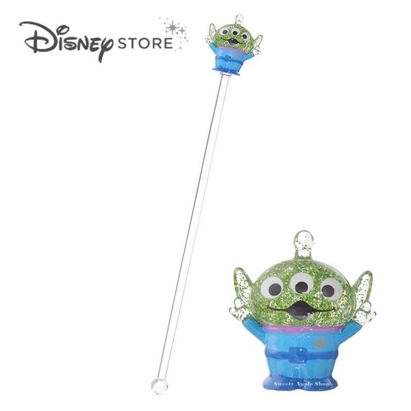 (現貨&日本實拍)日本 DISNEY STORE 迪士尼商店限定 玩具總動員 三眼怪 攪拌棒