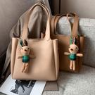 手提包 包包大容量女斜背包百搭側背包20...