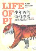 (二手書)少年Pi的奇幻漂流(繪圖版)