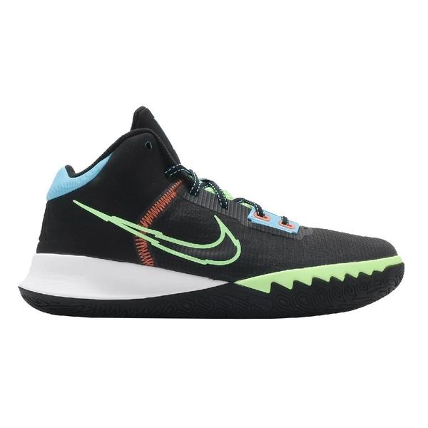 【六折特賣】Nike 籃球鞋 Kyrie Flytrap IV EP 黑 綠 男鞋 平民版 XDR 厄文 【ACS】 CT1973-003