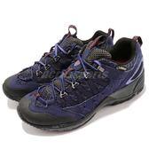 Merrell 戶外鞋 Avian Light Sport GTX 藍 黑 Gore-Tex 健走 登山鞋 女鞋【PUMP306】 ML36976