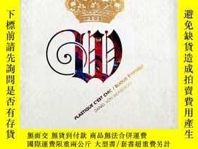二手書博民逛書店plastique罕見c est chic bijoux eternels 法文Y19139 daniel v