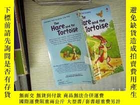 二手書博民逛書店THE罕見HARE AND THE TORTOISE。、Y180
