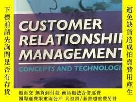 二手書博民逛書店Customer罕見Relationships Manageme