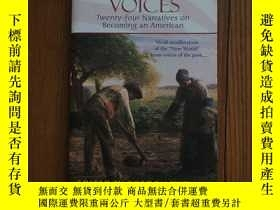 二手書博民逛書店Immigrant罕見VoicesY230571 Gordon