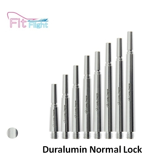【Fit】Fit Shaft Metal Super Duralumin Normal Lock 鏢桿 DARTS
