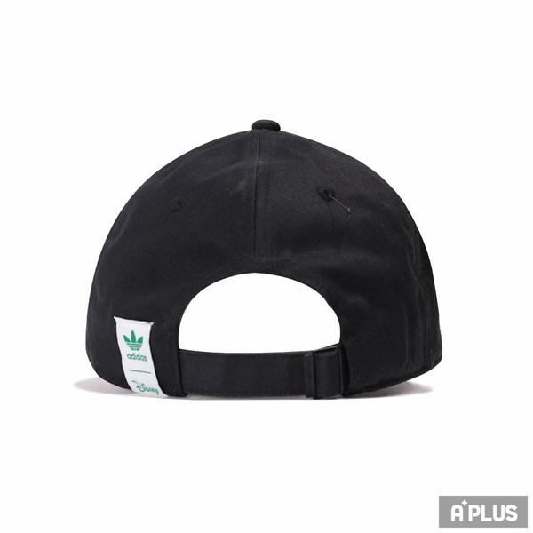 ADIDAS 男女 運動帽 NOT EASY CAP DISNEY 科米蛙 聯名款-GN2289