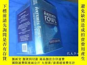 二手書博民逛書店ARTEMIS罕見FOWL THE ETERNITY CODE(