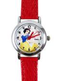 【卡漫城】 白雪 公主 皮革 手錶 ㊣版 Snow White 女錶 卡通錶 兒童錶 ~2 6 0元