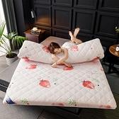 加厚床墊軟墊床褥子墊被學生宿舍單人雙人家用榻榻米床墊子0.9m
