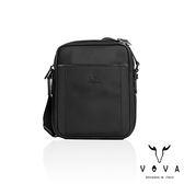 【VOVA】熱那亞系列直式斜背包-大(經典黑)VA114S06BK