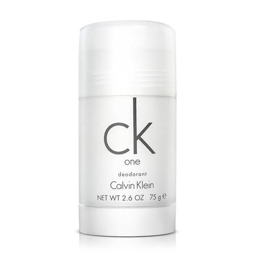 CK one 中性體香膏(75g)-白蓋★ZZshopping購物網★