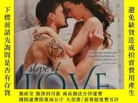 二手書博民逛書店英文原版罕見slope of love :The Remingt