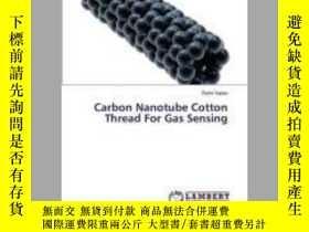 二手書博民逛書店Carbon罕見Nanotube Cotton Thread for Gas SensingY405706 Y